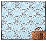 RNK Shops Lake House #2 Outdoor Picnic Blanket (Personalized)