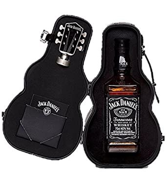 Jack Daniels - Old No. 7 Guitar Case (Hard To Find Whisky Edition)