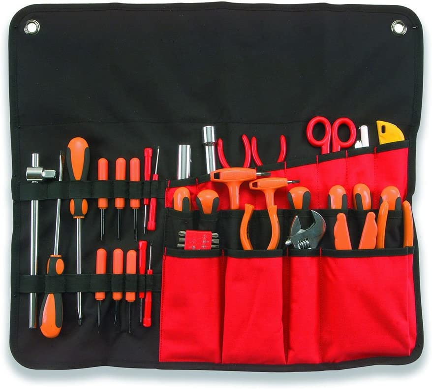 Plano 558TX Estuche porta herramientas con asa: Amazon.es: Bricolaje y herramientas