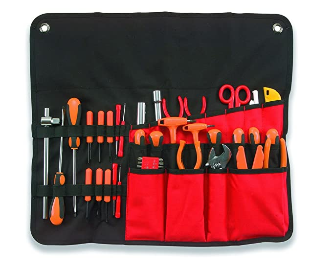 Plano Tool Roll Multi Pocket (tools not included ...