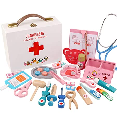 XUEE Kit de Juguetes de Madera para niños, Regalo de ...