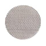 Corsion 100 Pieces Stainless Steel Screens Pipe