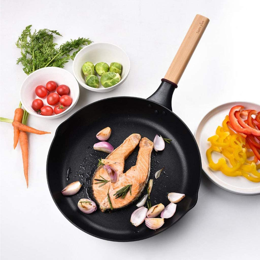 Household - Sartén antiadherente para hornillo de cocina o ...