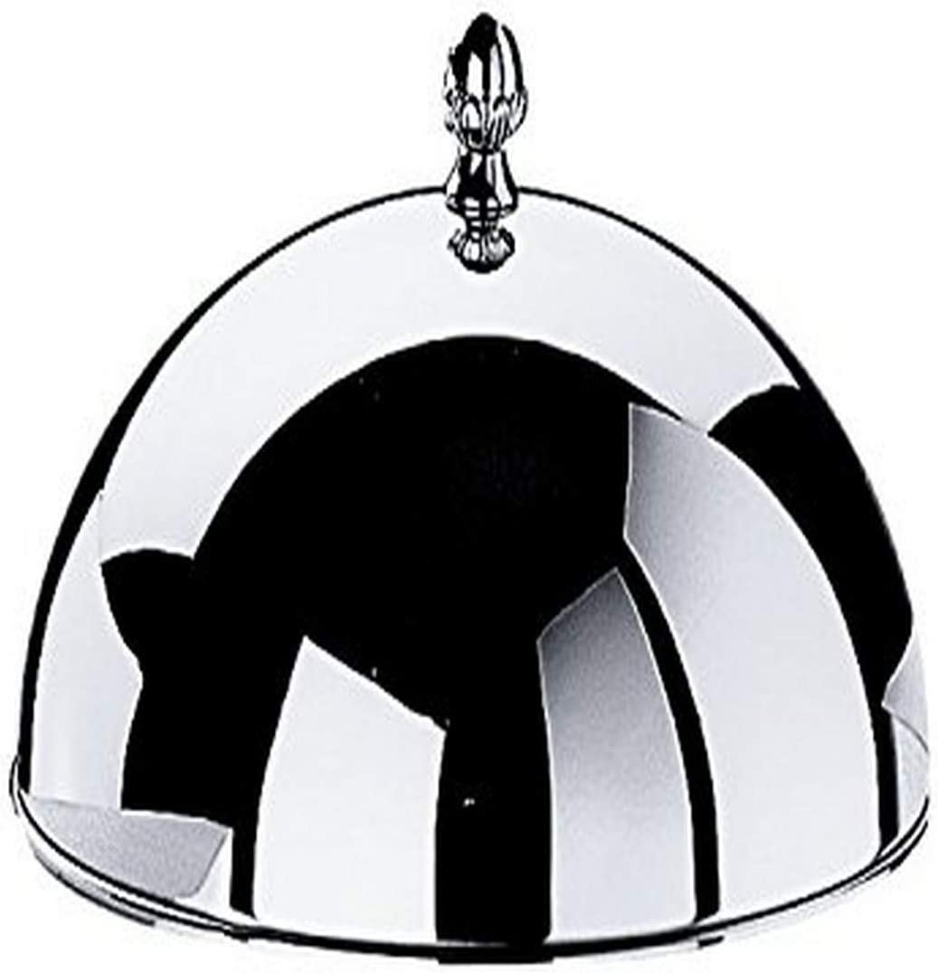 Mepra Indispensable Cloche with Knob S Silver Clearance SALE! Limited time! 28cm Dishwasher - Sale price