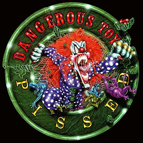 CD : Dangerous Toys - Pissed [explicit Content] (CD)