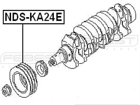 Ka24e Piston