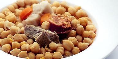 Ginés Martínez Garbanzos Cocidos - 400 gr: Amazon.es: Alimentación y bebidas