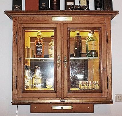 Whisky-Schrank - Cabinet Board: Amazon.de: Küche & Haushalt