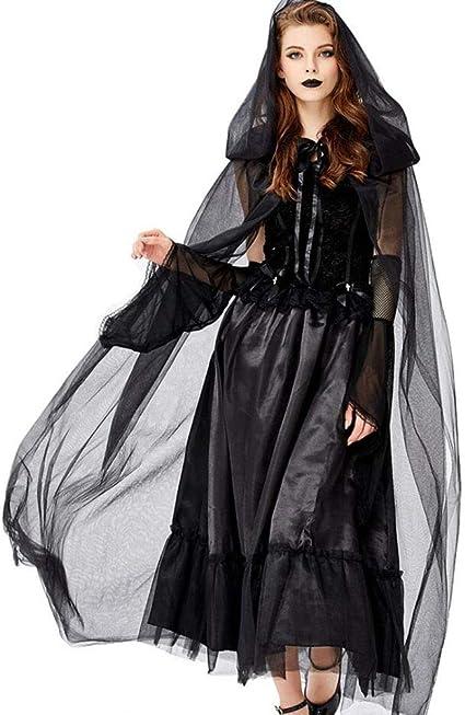 LaLaLa Disfraz De Halloween para Adultos, Traje De Disfraces De ...