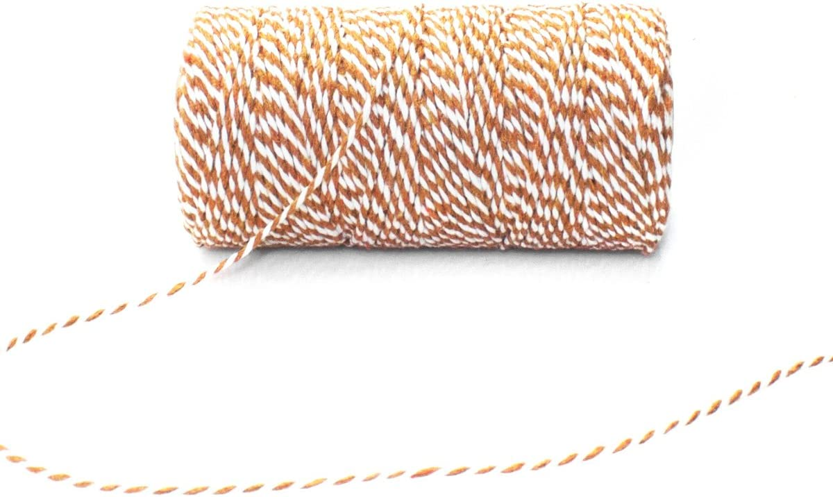 Eison CT1000 Cotton Bakers Twine Coffee Brown
