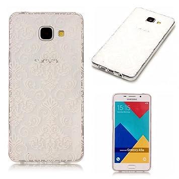 A5 2016 móvil, cowx TPU Carcasa para Samsung Galaxy A5 (2016 ...