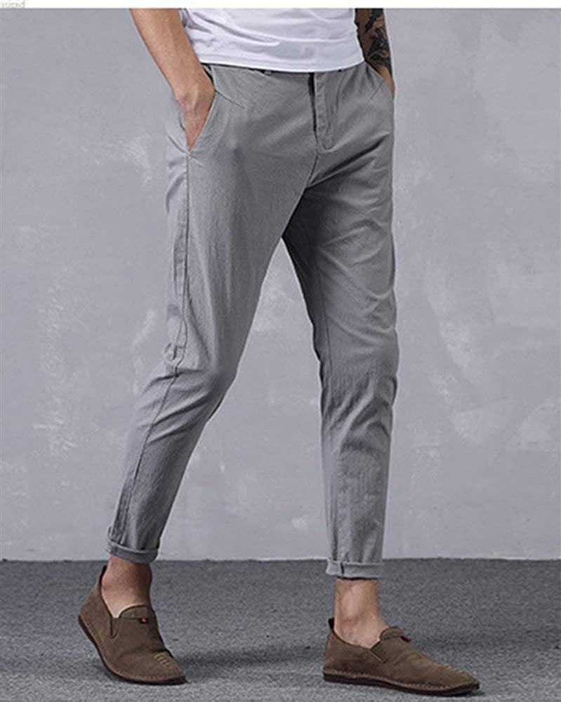ADELINA Pantalones De Hombre Pantalones De Chándal De Color ...