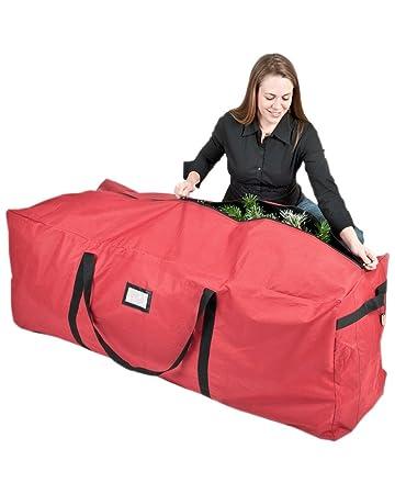 santas bags sb 10133 christmas tree storage bag for 6 9 feet trees - Christmas Tree Storage
