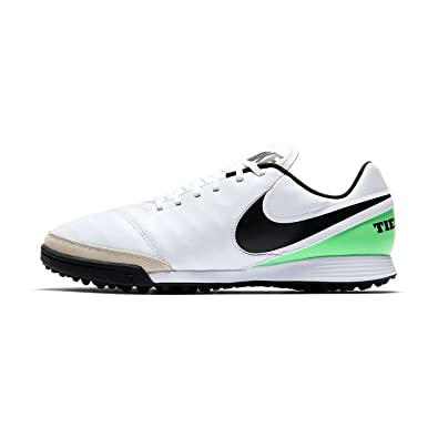 quality design d1951 b7010 Nike Unisex Adults Tiempo X Genio Ii Leather Tf 819216 103 Trainers,  Mehrfarbig (