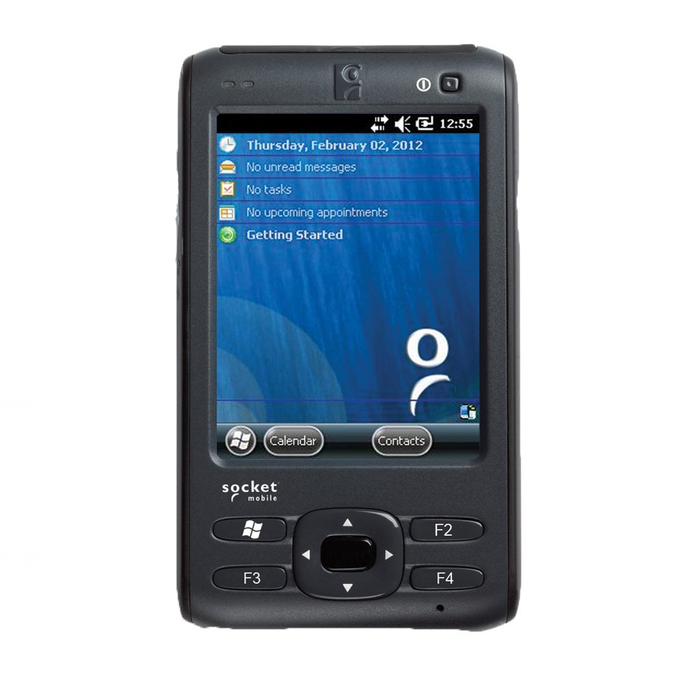 Socket Mobile, Inc. HC2003-1388 SoMo 655 Wireless Handheld Computer with Extended Battery and Microsoft Office Mobile