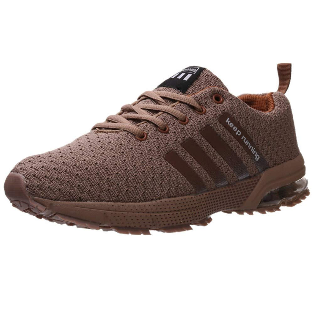 YAYADI Männer Nach Atmungsaktive Schuhe Schuhe Schuhe Schuhe Mehs Sport Athletische Walking Jogging Fitness Schnürung Paar Turnschuhe 525138