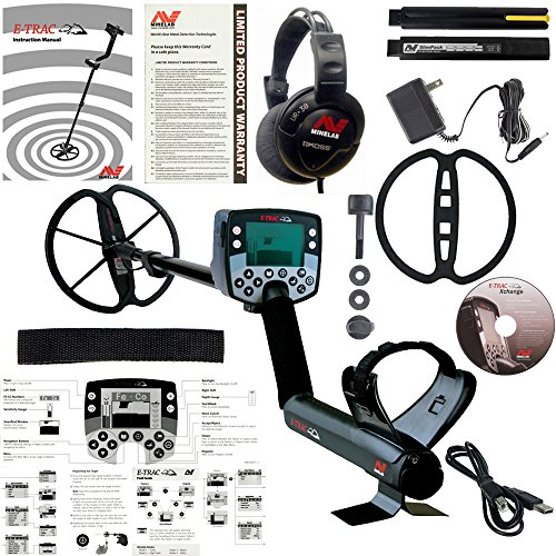 Minelab-E-Trac-Metal-Detector-with-11-DD-Search-Coil-and-3-Year-Warranty