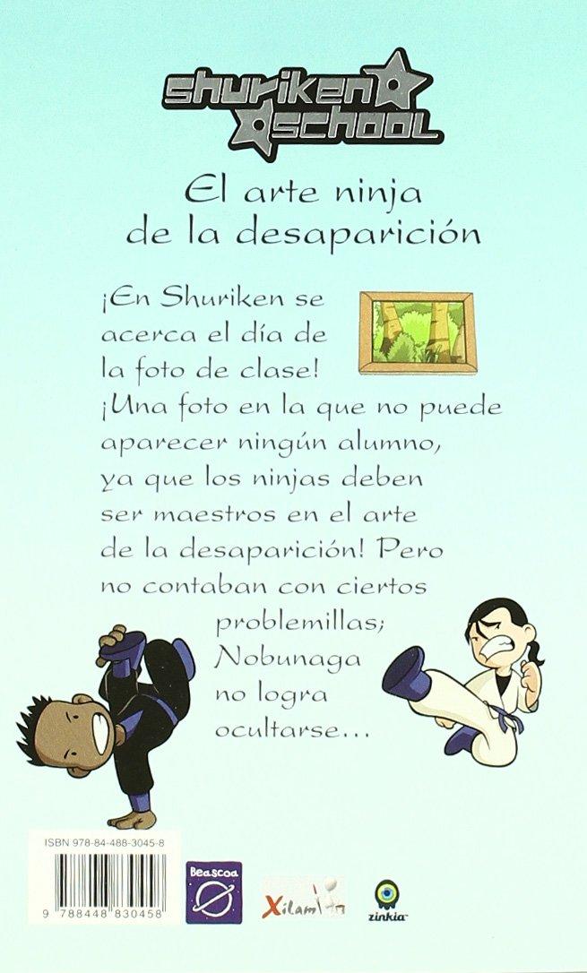 Shuriken School 2. El arte ninja de la desaparicion: Varios ...