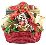 Gift Basket Drop Shipping WiAbYo Wild About You44; Deluxe Valentines Day Gift Basket