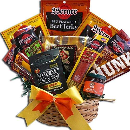 Jerky Delights Gift Basket