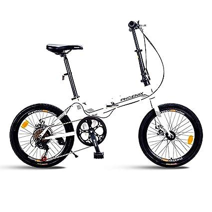 Paseo Bicicleta Bicicleta De Montaña Bicicleta Plegable ...