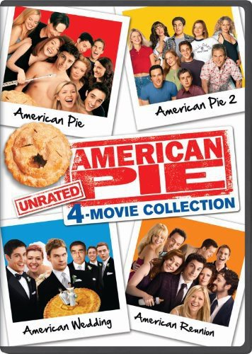 American Pie 4-Movie Collection]()