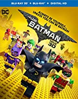Lego Batman Movie, The (Blu-ray HD3D+Blu-ray+DVD+Digital HD +UltraViolet Combo Pack)