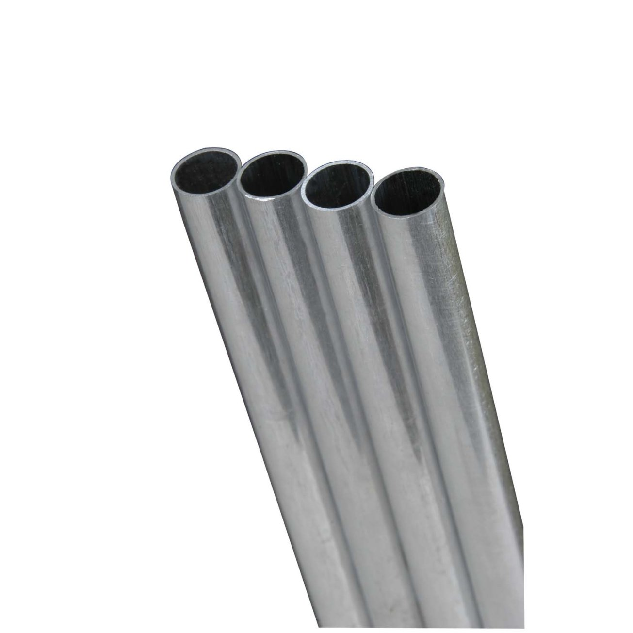 304 Carded K/&S Round Tube 1//4 D X 12 L Stainless Steel