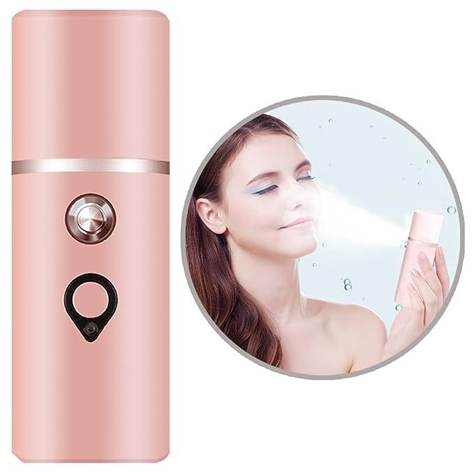 1 opinioni per Nano facciale Mister Portable mini Face mist Handy atomizzazione spruzzatore