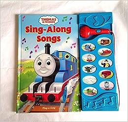 thomas sing along songs 9780785352471 books. Black Bedroom Furniture Sets. Home Design Ideas