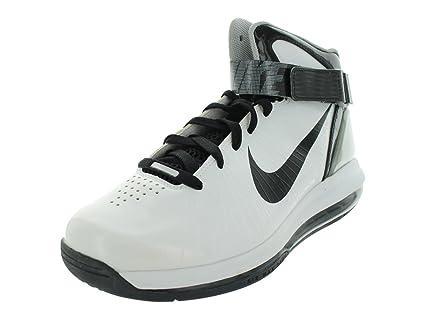 pretty nice 5446d 6ac71 ... Nike Men s NIKE AIR MAX HYPERDUNK 2010 TB BASKETBALL SHOES 9 (WHITE  BLACK- ...