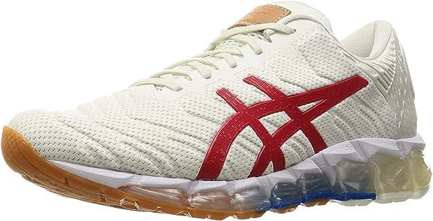 Asics Quantum 360 5 Tokyo Zapatilla para Correr en Carretera o Camino de Tierra Ligero con Soporte Neutral para Hombre Blanco: Amazon.es: Zapatos y complementos