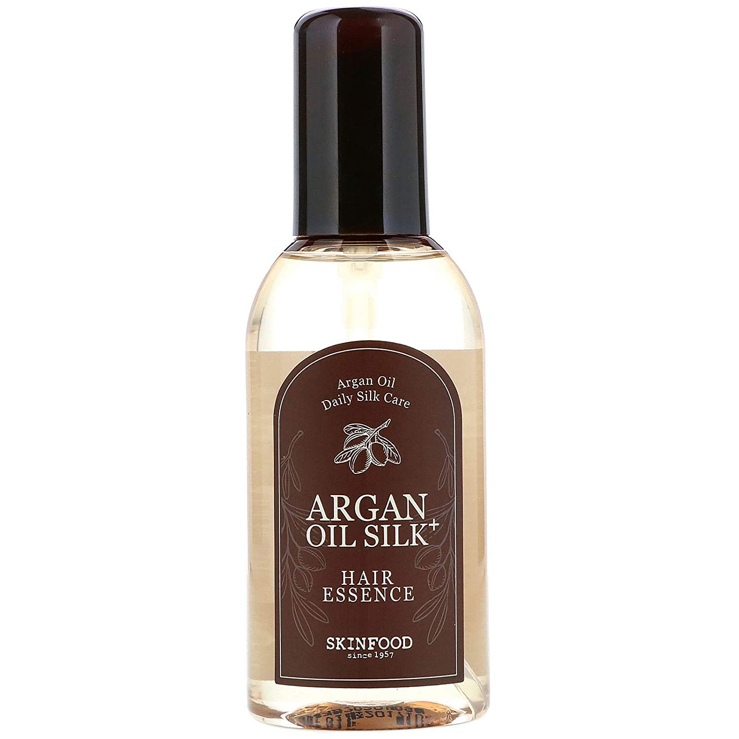 Buy SKINFOOD Argan Oil Silk Plus Waterful Curlup Hair Essence 125mL Online  at Low Prices in India - Amazon.in