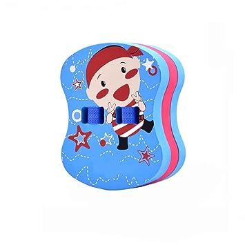 JIANGU - Conjunto de Accesorios de Natación para Niños con Espalda de Natación, para Principiantes