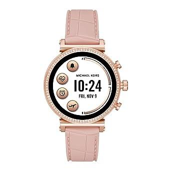 Michael Kors Reloj de Bolsillo Digital MKT5068: Amazon.es: Relojes
