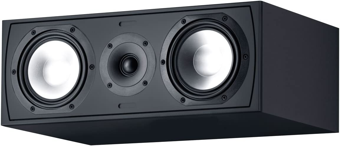 Canton GLE 455.2 Speaker – Single Black Discontinued by Manufacturer