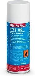 PTFE-100 Spray Anti-Stick Lubricant Spray Metaflux 70-87 Clean 100% f5491da423500