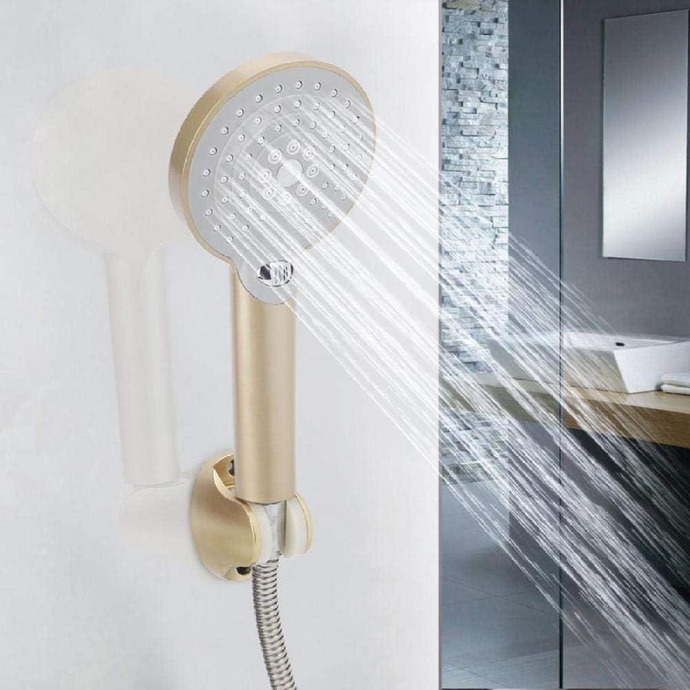 KangHS Alcachofa Ducha Cabezal de ducha de mano Potente ducha de baño Cabezal de rociador Cabezal de ducha de alta presión Khs-D76: Amazon.es: Bricolaje y herramientas