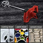 Miscelatore-Cemento-1500W-Professionale-Agitatore-Mescolatore-per-Malta-Frusta-di-Miscelazione-Qualita-Industriale-Colore-Rosso