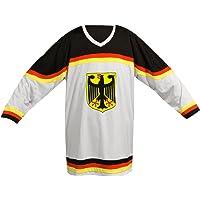SportTeam Camiseta de la Selección Alemana de hockey sobre hielo