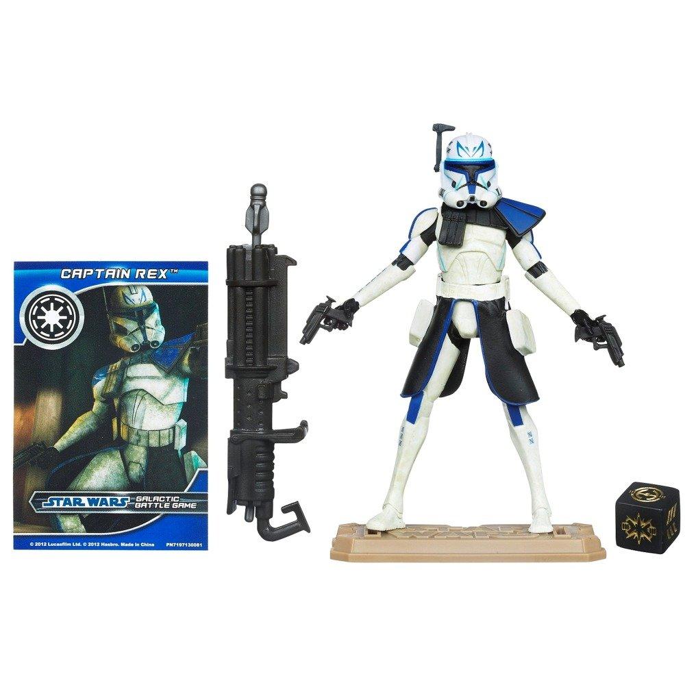 amazon com star wars clone wars captain rex 2012 action figure