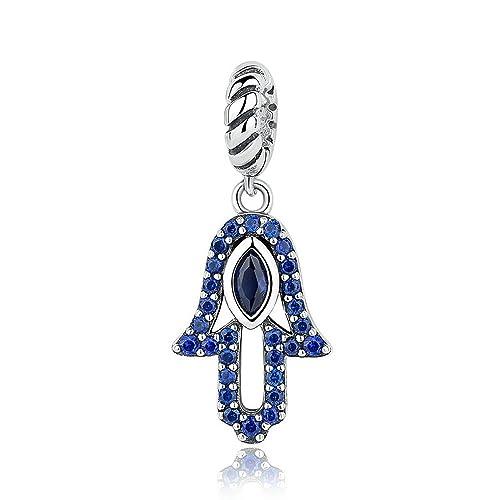 sección especial elige mejor comprar popular Lily Jewelry - Colgante de plata de ley 925 para pulsera ...