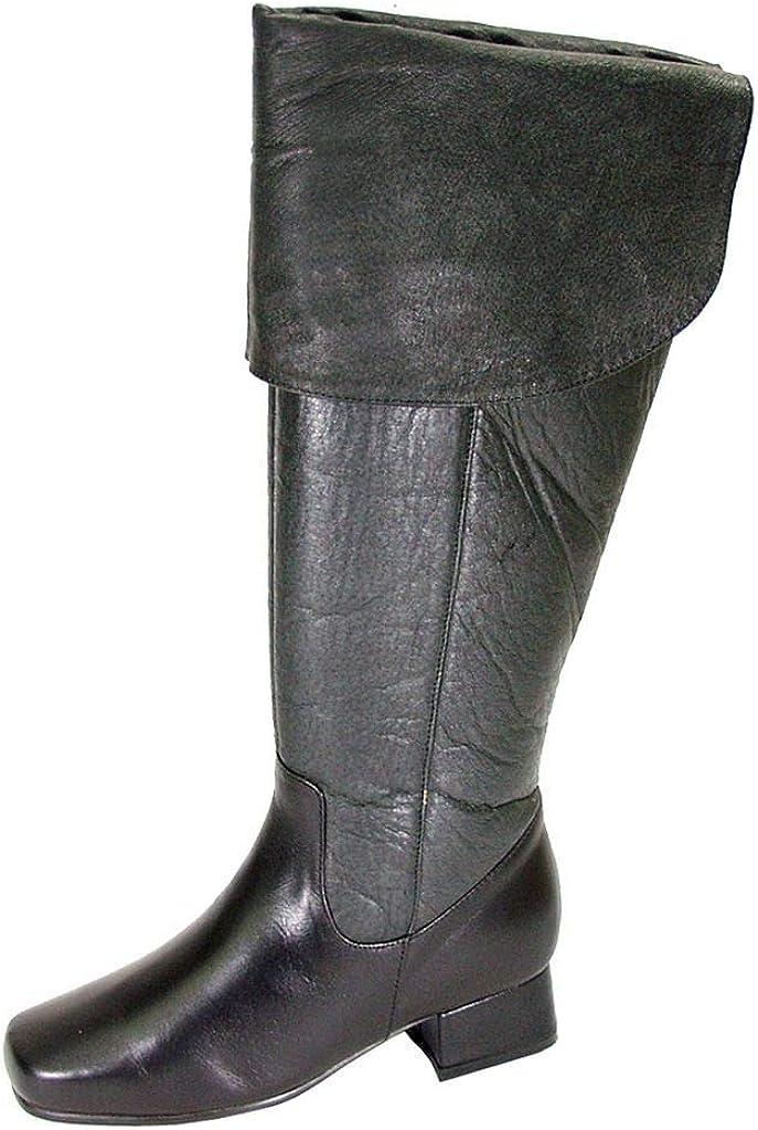 Peerage Mira Women Wide Width Leather