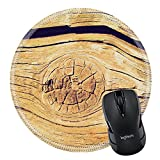 MSD Mousepad Round Mouse Pad/M