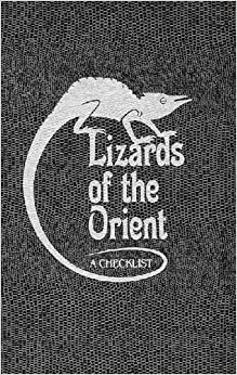 Lizards of the Orient: A Check-list