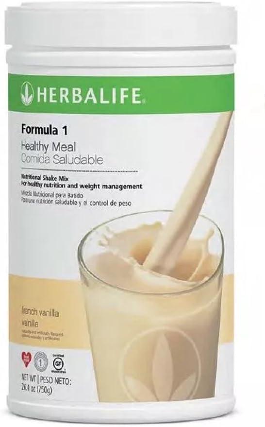 Amazon Com Herbalife French Vanilla 750g Vainilla Everything Else