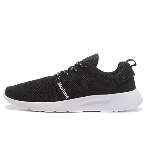 MANTOONE Men s Women s Sports Running Shoes Fashion Breathable Mesh Soft  Sole Casual Athletic Lightweight Unisex Sneakers 88326ffe9a3