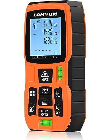 Amazon.com: Laser Distance Meters: Tools & Home Improvement