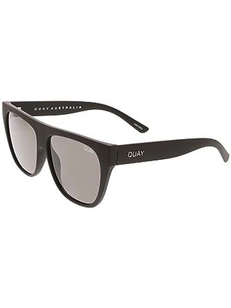62f157efbc Amazon.com  Quay Australia DRAMA BY DAY Women s Sunglasses Flat Brow ...