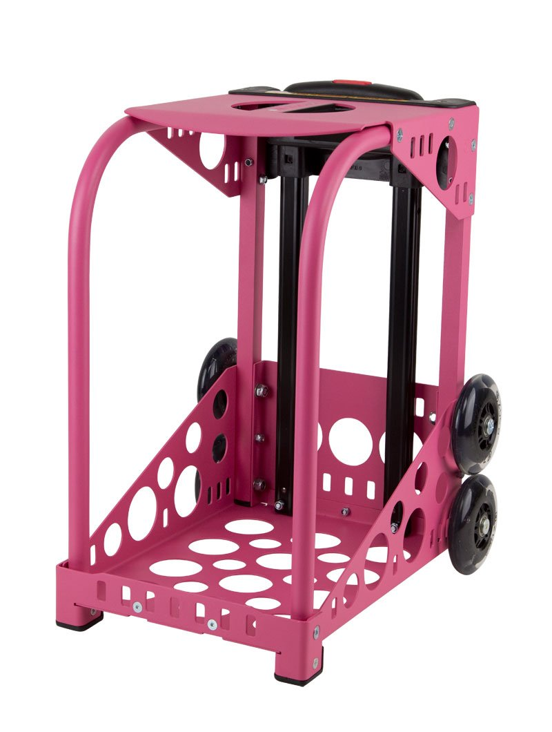 amazoncom zuca bag hot pink black frame clothing - Zuca Frame